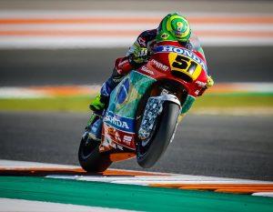 CEV Moto2 Valencia: Eric Granado è campione d'Europa