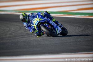 "MotoGP Test Valencia Day 2: Iannone, ""Ho avuto sensazioni positive dopo i primi giri"""
