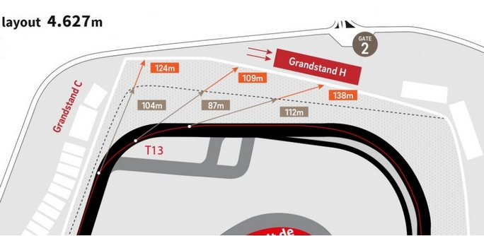 MotoGP: Cambia ancora la curva 12 di Barcellona