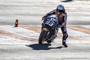 MotoGP Test Valencia Day 2: Marquez chiude in testa, bene Zarco, Rossi è settimo