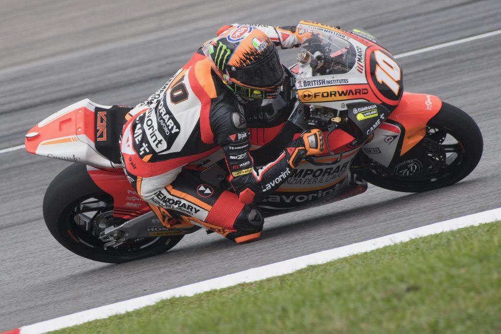 """Moto2 Valencia Preview: Marini, """"Voglio lasciare la squadra con un buon risultato"""""""