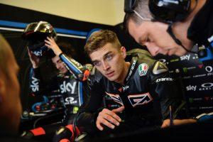 """Test Jerez Moto2: Marini, """"Nuova avventura iniziata molto bene"""""""