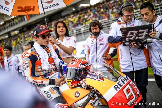 """MotoGP Valencia Preview: Marquez, """"A Valencia con la stessa mentalità e senza pensare al vantaggio in classifica"""""""