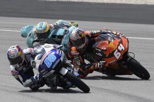Moto3 Valencia FP2: Martin in vetta, brutta caduta per Bulega