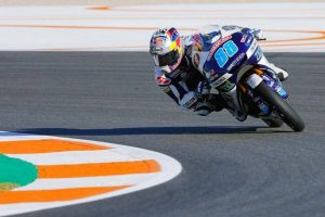 Moto3 Valencia FP3: Martin è il più veloce, Bastianini è quarto