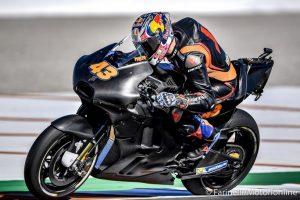"""MotoGP Test Valencia Day 2: Miller, """"Mi sento a mio agio sulla Ducati"""""""
