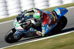 Moto2 Valencia FP3: Comanda Morbidelli, Pasini è sesto