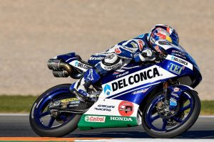 Moto3 Valencia Qualifiche: Nona pole per Martin, Bastianini in seconda fila