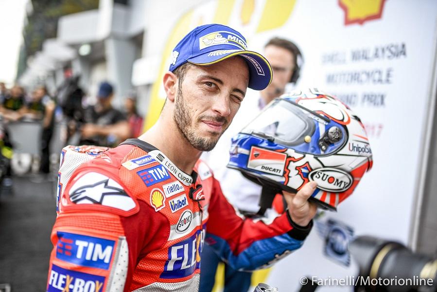 """MotoGP: Doviziso si racconta, """"Vivo in modo normale anche se sono fortunato"""""""