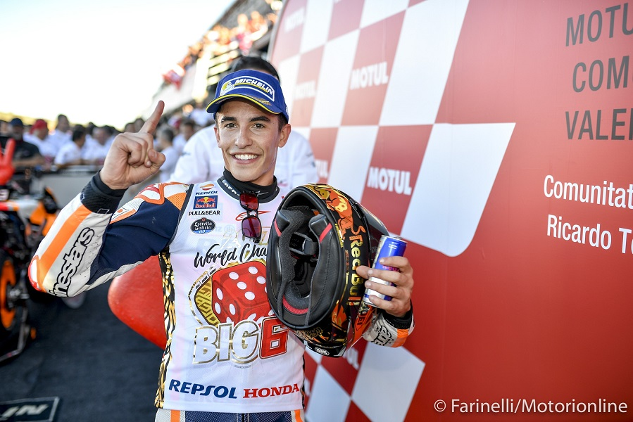 MotoGP: Marquez, 24 anni e 6 mondiali, diventerà il più grande campione della storia?