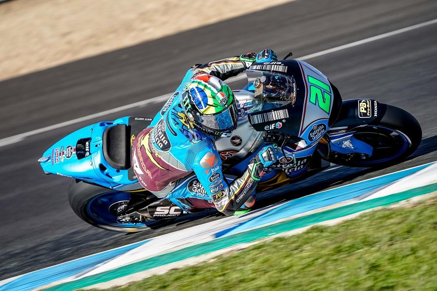 """MotoGP Test Jerez Day 1: Morbidelli, """"Giornata buona, ma c'è da lavorare"""""""