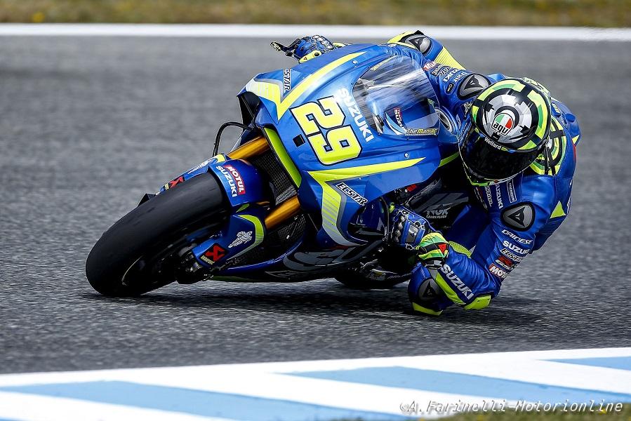 MotoGP Jerez Test Day 1: Iannone risponde alle Ducati e rimane al comando