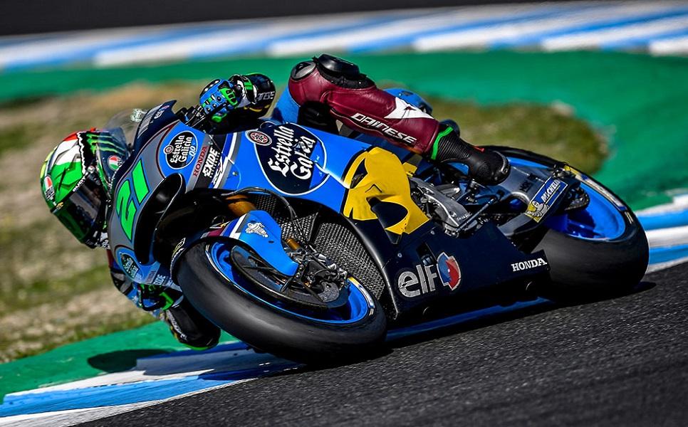 "MotoGP Test Jerez Day 2: Morbidelli, ""Sto crescendo insieme alla moto"""