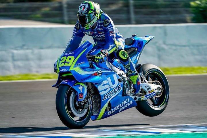"""MotoGP Test Jerez Day 2: Iannone, """"Al momento la moto è più competitiva rispetto a quella del 2017"""""""