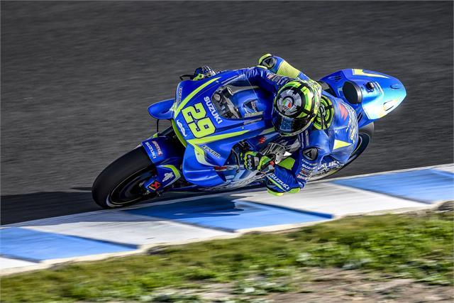"""MotoGP Test Jerez Day 3: Iannone, """"Non mi aspettavo un grande passo avanti, invece sono positivamente colpito"""""""