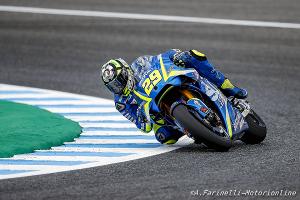 MotoGP Jerez Test Mattina Day 1: Iannone il più veloce alle 13