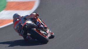 MotoGP Test Valencia Day 1 Mattina: Marquez in testa, Rossi distrugge la M1