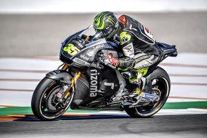 """MotoGP Test Valencia Day 1: Crutchlow, """"Sono contento di avere già il prototipo 2018"""""""