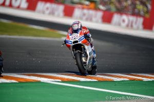 """MotoGP Test Valencia Day 1: Dovizioso, """"Feeling molto buono, meglio del weekend"""""""