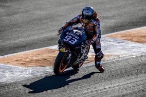 """MotoGP Test Valencia Day 1: Marquez, """"Oggi non era importante essere il più veloce"""""""