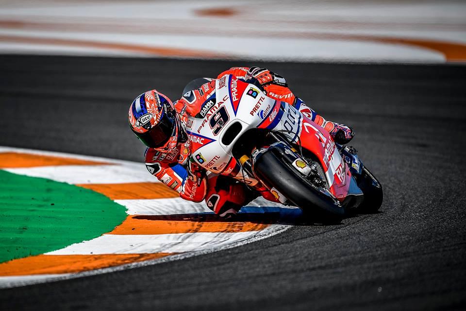 """MotoGP Test Valencia Day 1: Petrucci, """"E' stata una giornata impegnativa"""""""