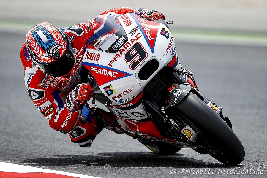 """MotoGP Valencia Day 1: Petrucci, """"Giornata difficilissima, forse abbiamo sbagliato strada"""""""
