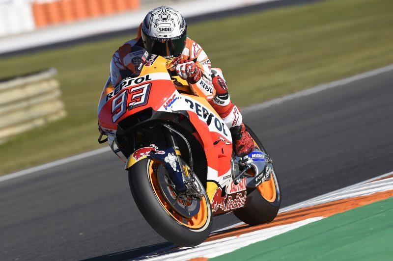 """MotoGP Valencia Day 1: Marquez, """"Abbiamo lavorato pensando alla gara"""""""