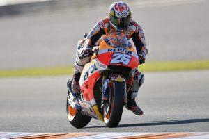 """MotoGP Valencia Day 1: Pedrosa, """"Sono abbastanza contento di come sia andata oggi"""""""