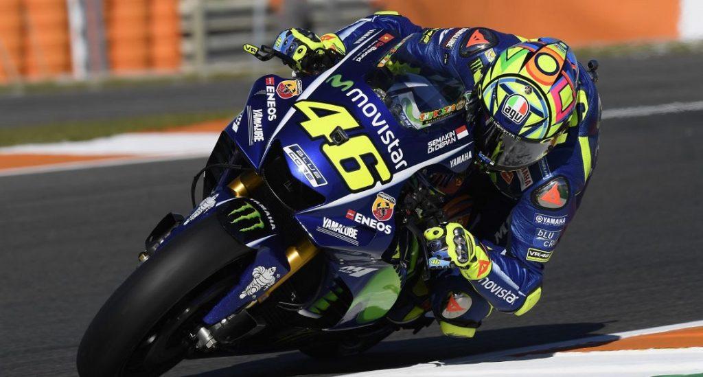 """MotoGP Valencia Day 1: Rossi, """"Qui è sempre molto difficile"""""""