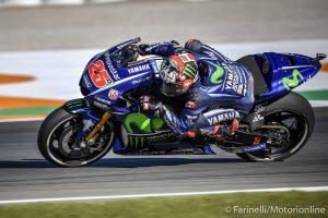 """MotoGP Valencia Gara: Vinales, """"In gara non avevo feeling"""""""