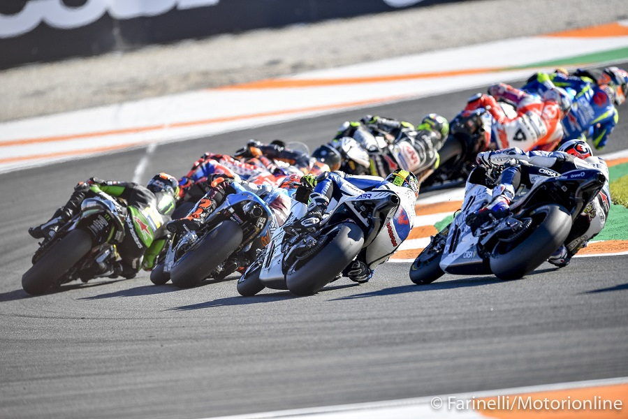 """MotoGP Valencia Michelin: Gourbert, """"E' stata una gara emozionante"""""""