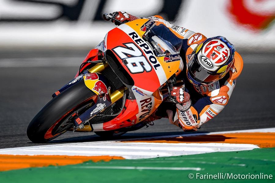 """MotoGP Valencia Gara: Pedrosa, """"E' sempre difficile vincere"""""""