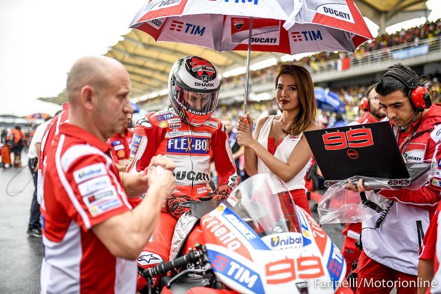 """MotoGP Valencia Preview: Lorenzo, """"Il tracciato mi piace, ma non sempre è favorevole alla Ducati"""""""