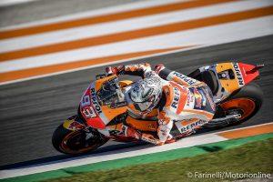 """MotoGP Valencia Qualifiche: Marquez, """"Domani vedremo che strategia usare"""""""