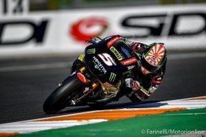 """MotoGP Valencia Qualifiche: Zarco, """"Non ho idea di come andrà la partenza"""""""