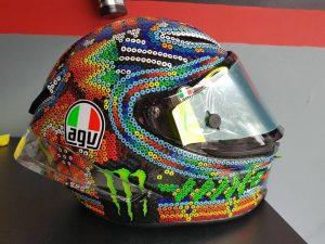 """MotoGP Test Sepang : Svelato il casco """"invernale"""" di Valentino Rossi"""