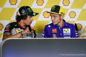 """Valentino Rossi: """"Ho paura di smettere, la mia vita è la MotoGP"""""""