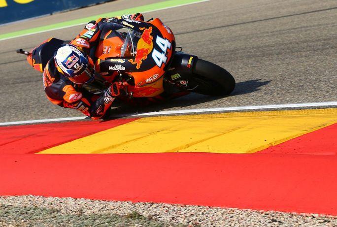 Moto2 Valencia FP1: Oliveira è il più veloce, Morbidelli è quinto