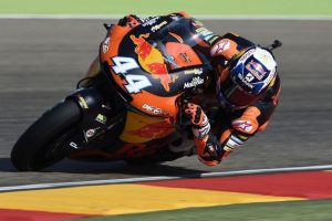 Moto2 Valencia FP2: Oliveira ancora al comando, bene Bagnaia e Pasini