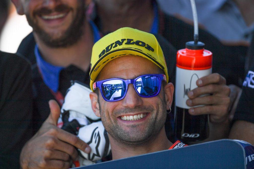 """Moto2 Valencia Qualifiche: Pasini, """"Si prospetta una gara lunga"""""""