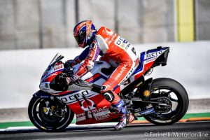 """MotoGP Test Valencia Day 2: Petrucci, """"A Jerez avrò la nuova moto e sono molto curioso di provarla"""""""