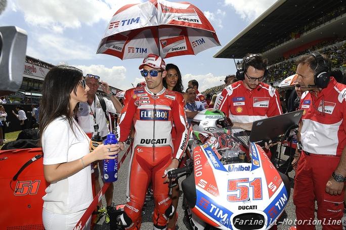 "MotoGP Valencia Preview: Pirro, ""E' un momento carico di entusiasmo"""