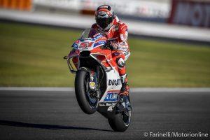 """MotoGP Valencia Qualifiche: Pirro, """"Sono contento del risultato di oggi"""""""