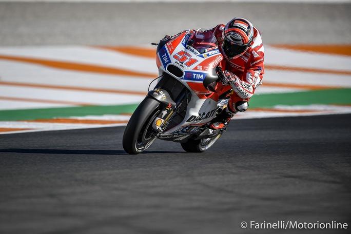 """MotoGP Valencia Gara: Pirro, """"Voglio ringraziare la Ducati, Andrea e Jorge"""""""