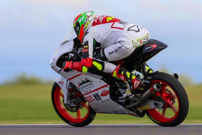 Moto3 Valencia FP1: Ramirez davanti a Martin, Bulega è terzo