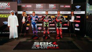 SBK| Acerbis Qatar Round, Tissot-Superpole: è di Rea l'ultima pole dell'anno