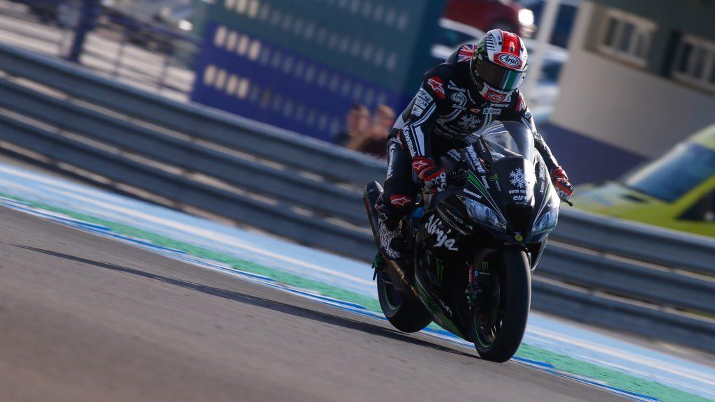 SBK| Winter Test Jerez: Rea firma il record della pista