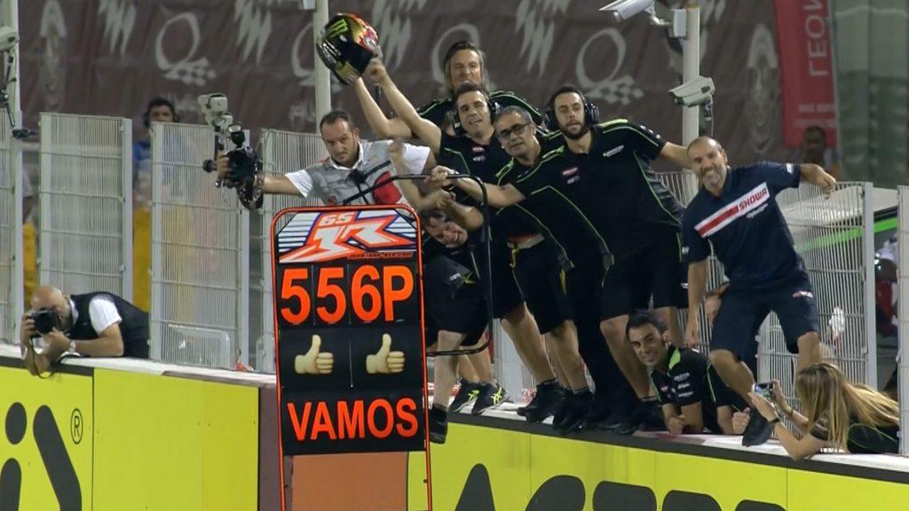 SBK| Acerbis Qatar Round, Gara2: un altro record per Jonathan Rea