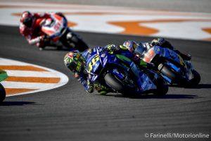 "MotoGP Yamaha: Lin Jarvis, ""Rossi continuerà solo se la Yamaha tornerà vincente"""