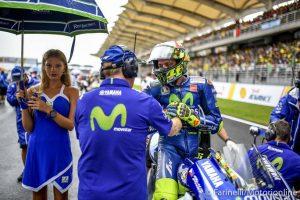 """MotoGP Valencia Preview: Rossi, """"Cercheremo di fare una bella gara e poi penseremo ai test"""""""